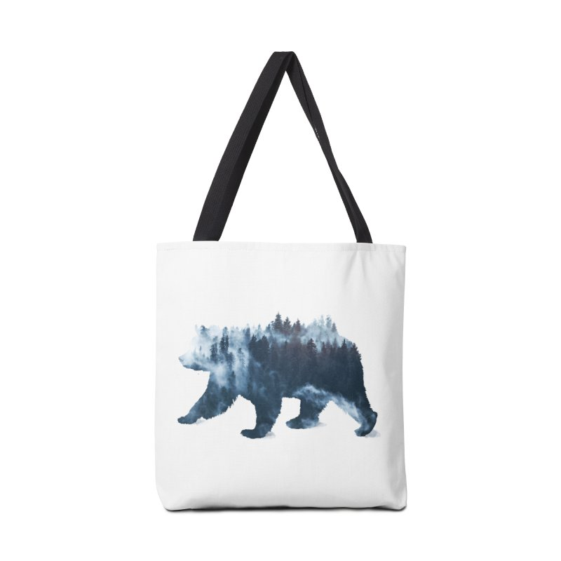 Nature Bear Accessories Bag by Sitchko