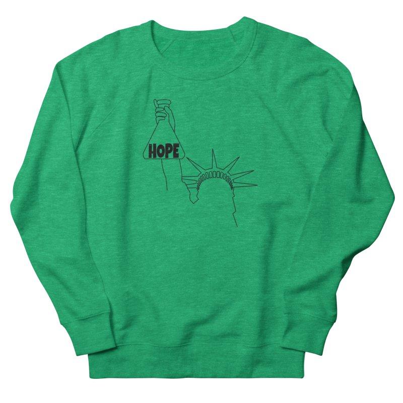 I am a Beaker of Hope Women's Sweatshirt by Sixfold Symmetry Shop
