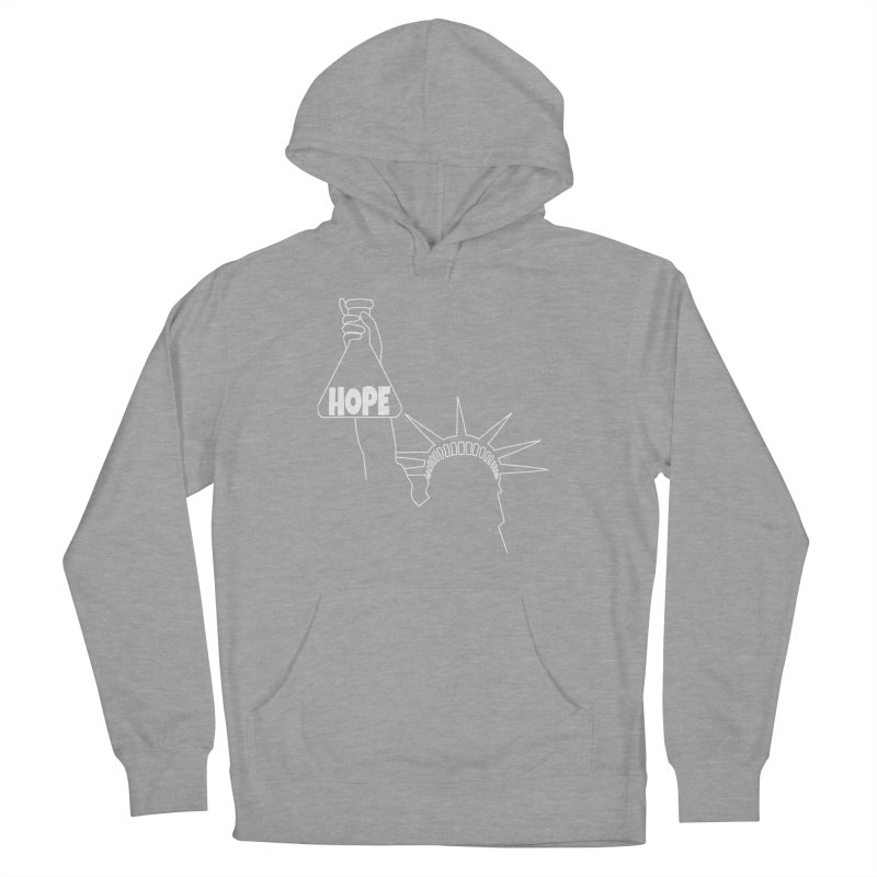 I am a Beaker of Hope Men's French Terry Pullover Hoody by Sixfold Symmetry Shop