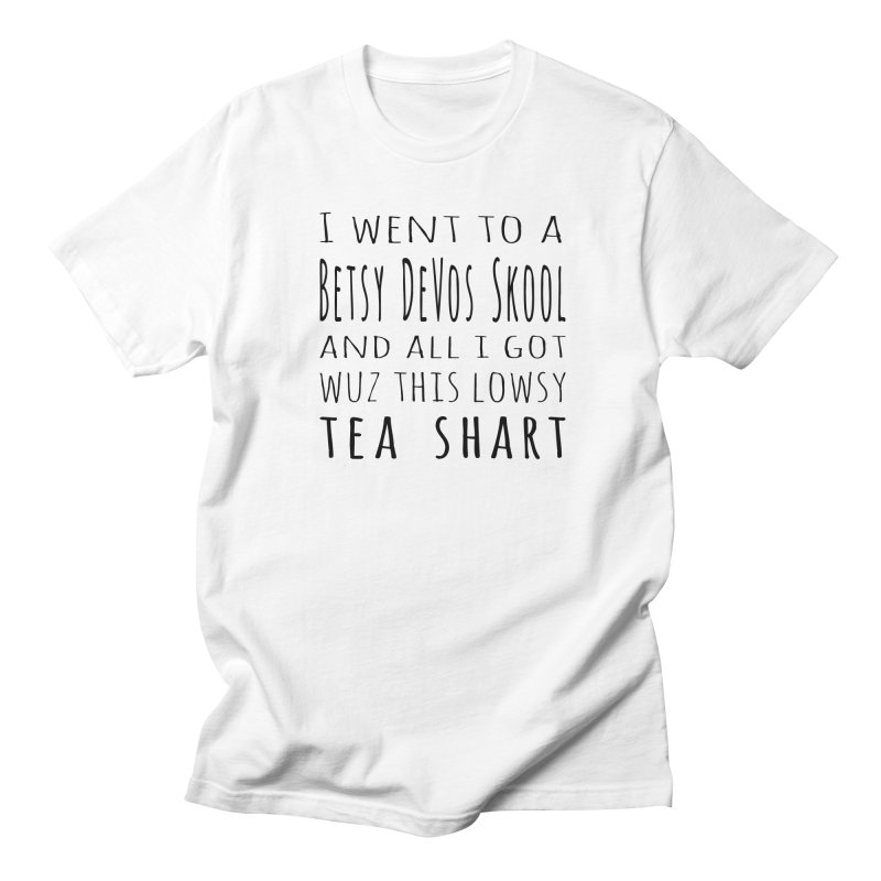 My New Tea Shart Men's Regular T-Shirt by Sixfold Symmetry Shop