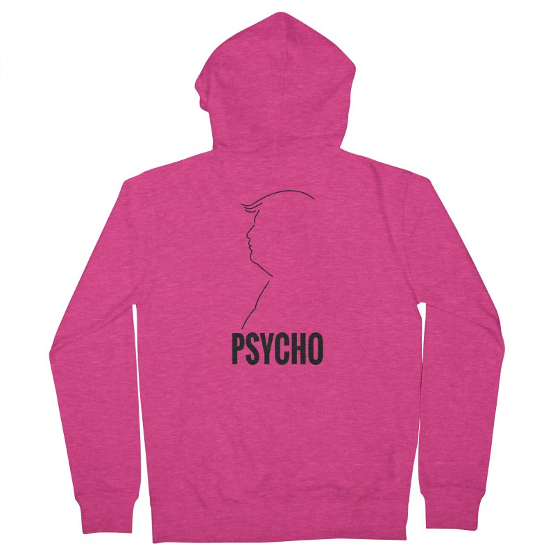 The Master of Pence Women's French Terry Zip-Up Hoody by Sixfold Symmetry Shop