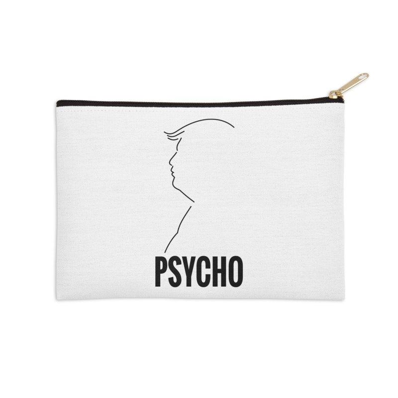 The Master of Pence Accessories Zip Pouch by Sixfold Symmetry Shop