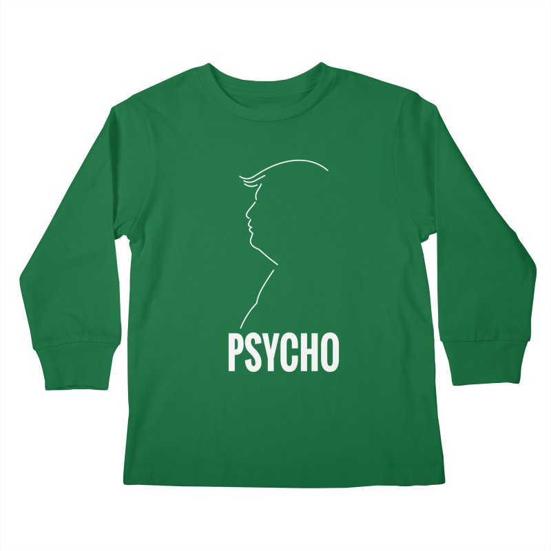 The Master of Pence Kids Longsleeve T-Shirt by Sixfold Symmetry Shop