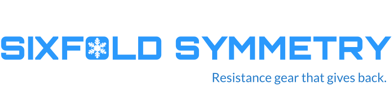 Sixfold Symmetry Shop Logo