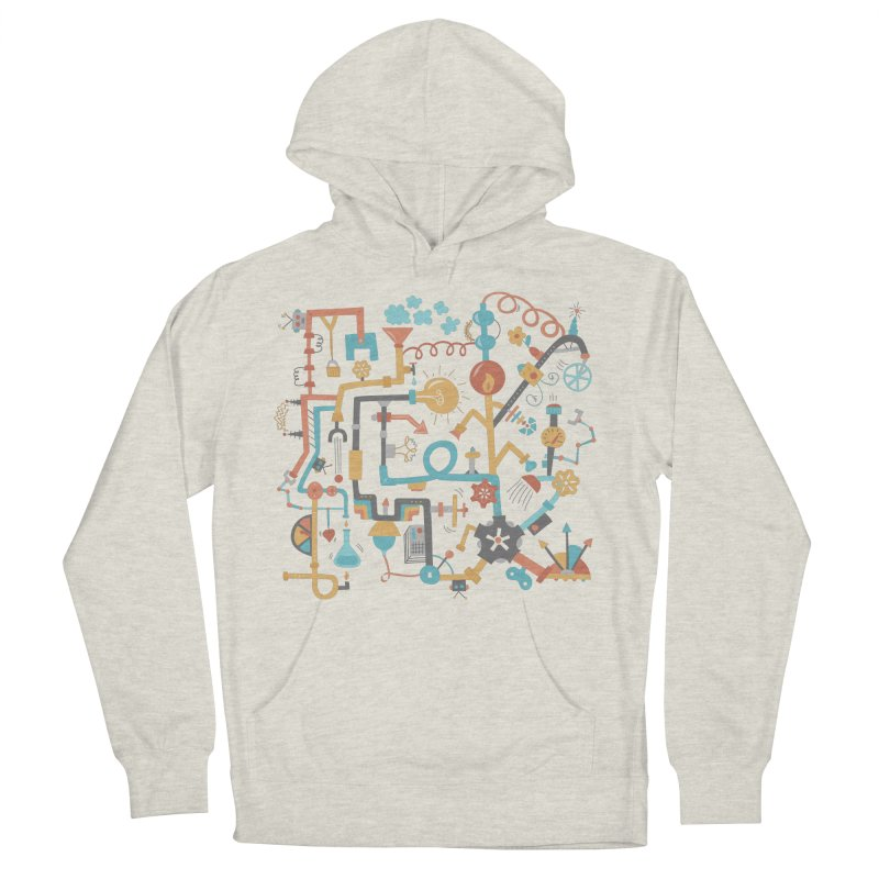 Pipe Dreams Women's Pullover Hoody by Calobee Doodles