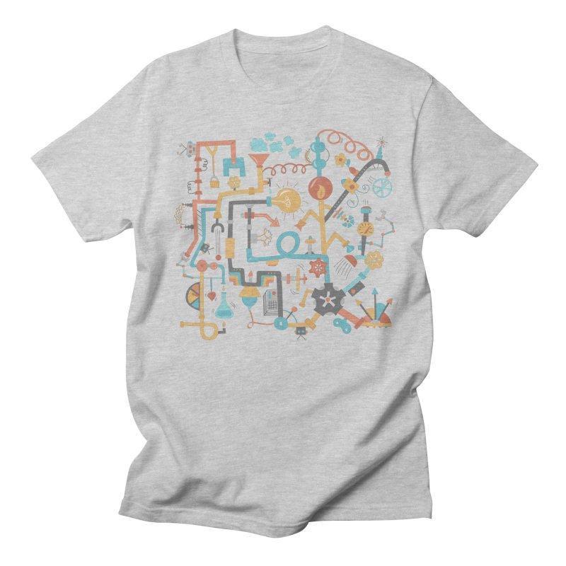 Pipe Dreams Women's Unisex T-Shirt by Calobee Doodles