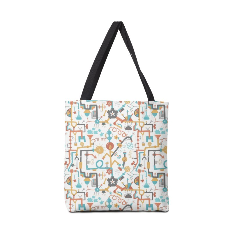 Pipe Dreams Accessories Bag by Calobee Doodles