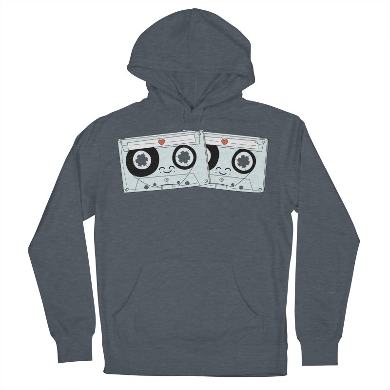 Let's Mix it Up Women's Pullover Hoody by Calobee Doodles