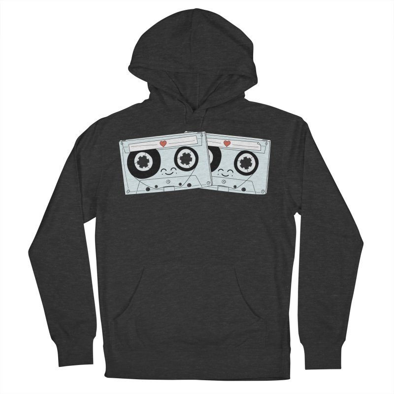 Let's Mix it Up Men's Pullover Hoody by Calobee Doodles