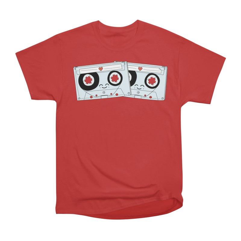 Let's Mix it Up Men's Heavyweight T-Shirt by Calobee Doodles