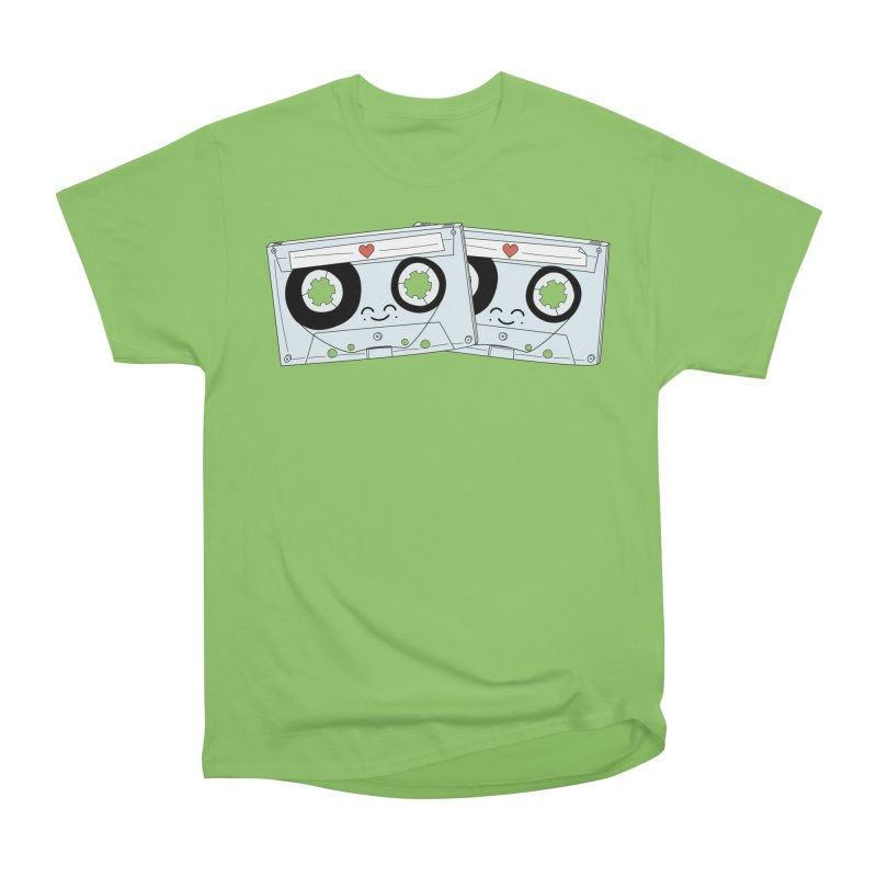 Let's Mix it Up Women's Heavyweight Unisex T-Shirt by Calobee Doodles