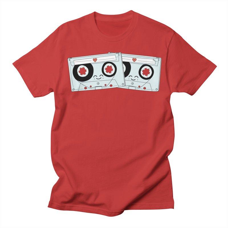 Let's Mix it Up Men's T-Shirt by Calobee Doodles