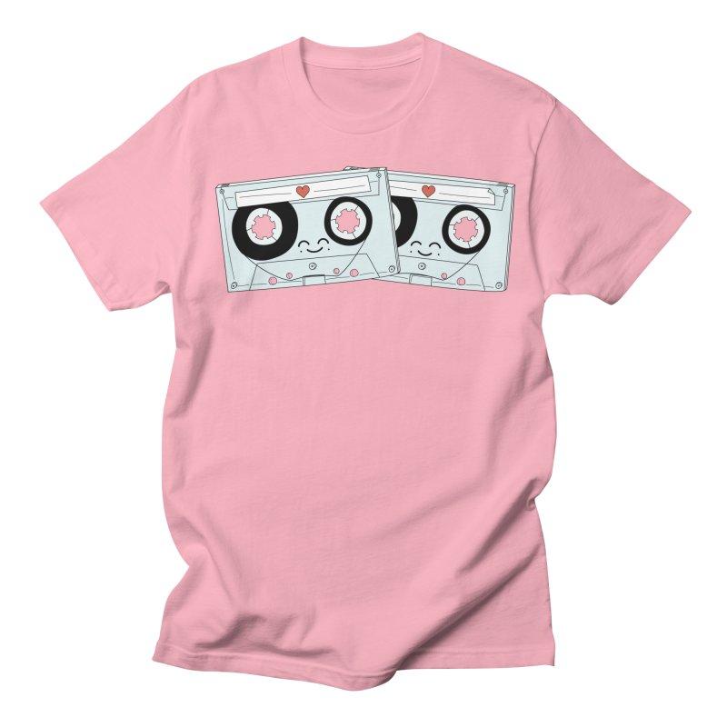 Let's Mix it Up Women's Regular Unisex T-Shirt by Calobee Doodles