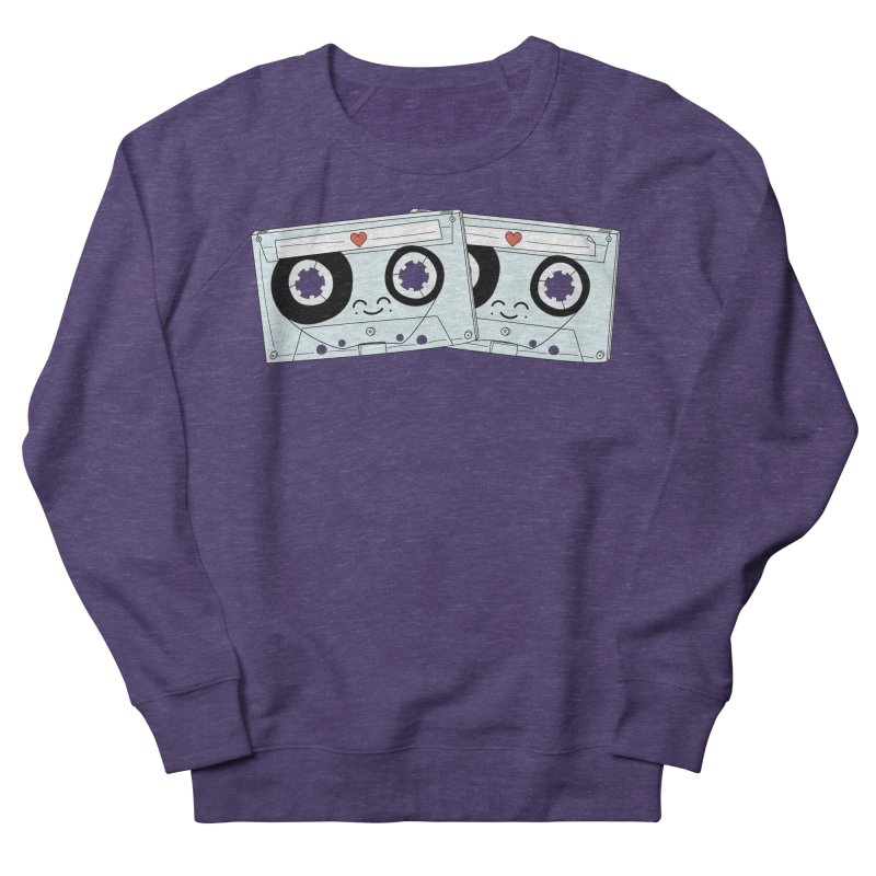 Let's Mix it Up Women's French Terry Sweatshirt by Calobee Doodles