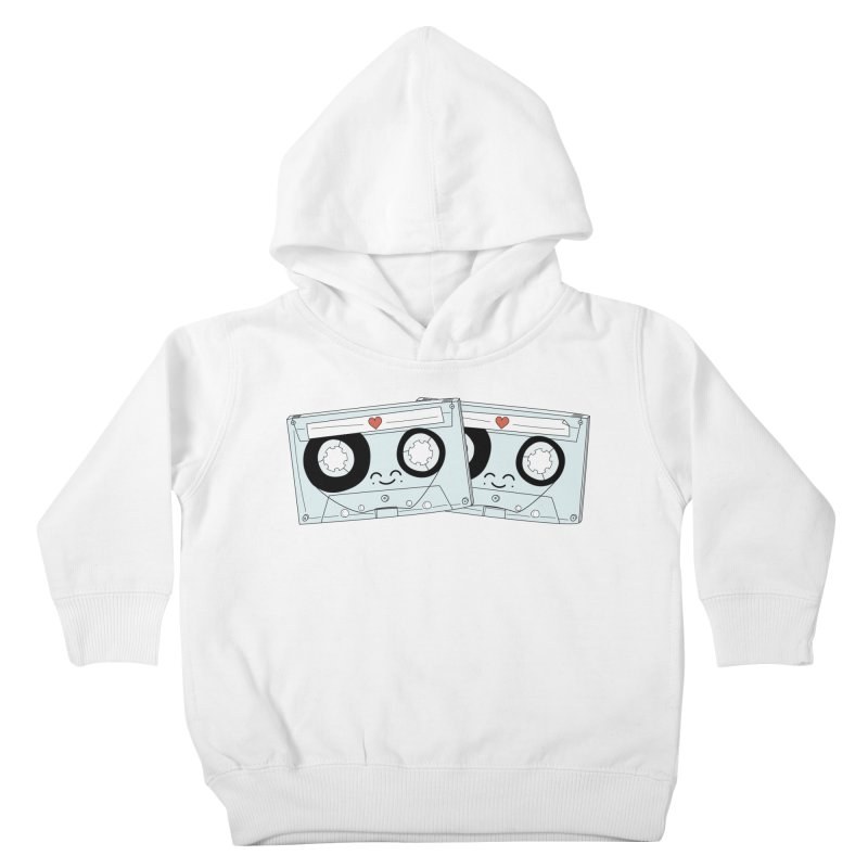 Let's Mix it Up Kids Toddler Pullover Hoody by Calobee Doodles