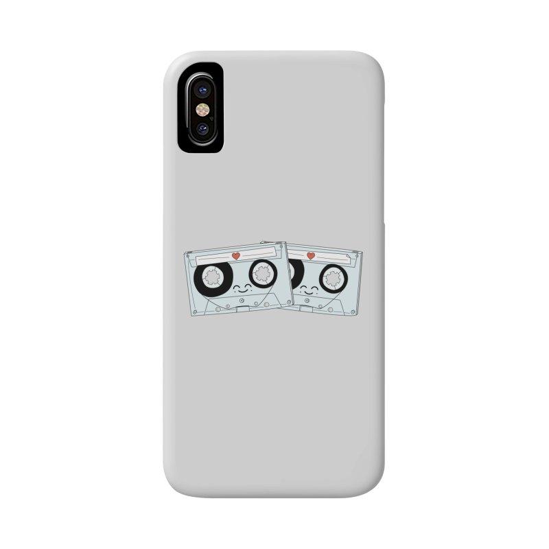 Let's Mix it Up Accessories Phone Case by Calobee Doodles