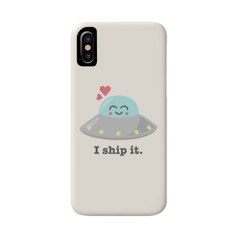 I ship it. Accessories Phone Case by Calobee Doodles