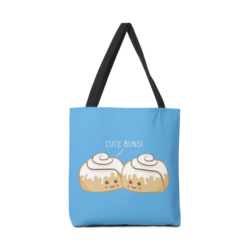 cute buns! Accessories Bag by Calobee Doodles