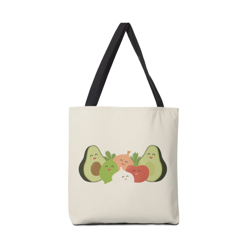 Guac & Roll Accessories Bag by Calobee Doodles