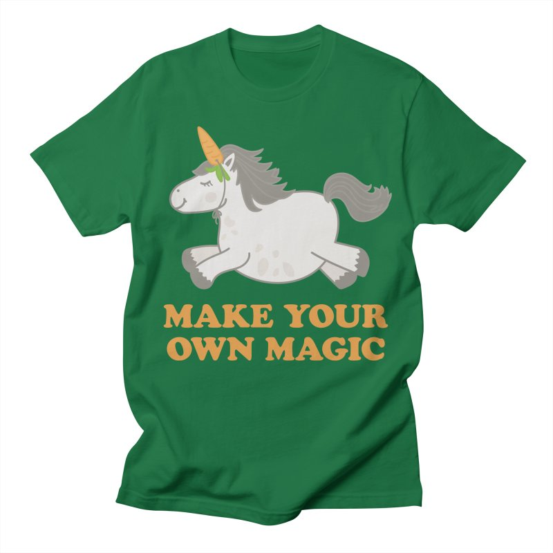 Make Your Own Magic Women's Unisex T-Shirt by Calobee Doodles