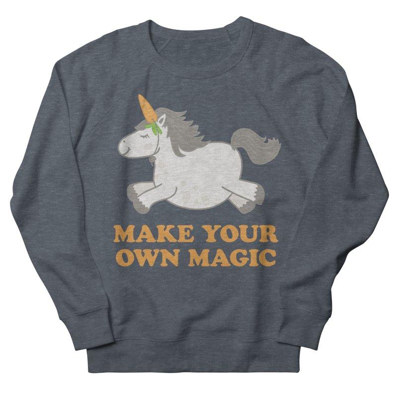 Make Your Own Magic Men's Sweatshirt by Calobee Doodles