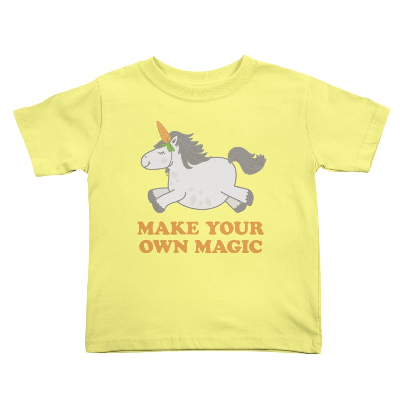 Make Your Own Magic Kids Toddler T-Shirt by Calobee Doodles