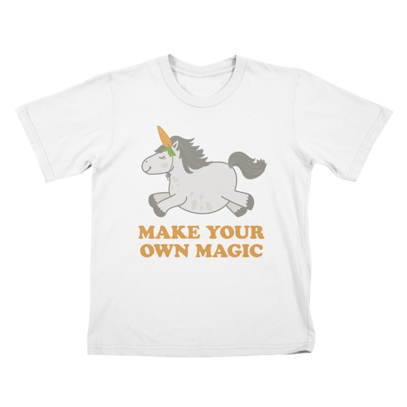 Make Your Own Magic Kids T-Shirt by Calobee Doodles