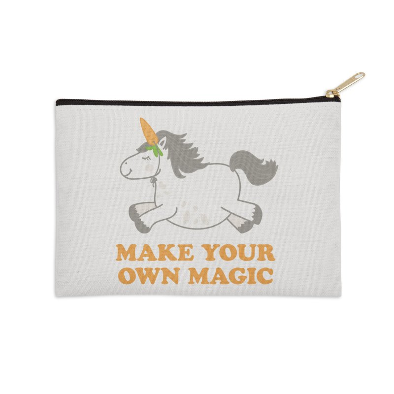 Make Your Own Magic Accessories Zip Pouch by Calobee Doodles