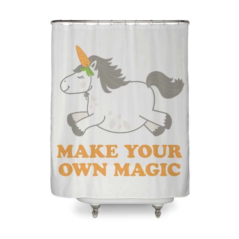 Make Your Own Magic Home Shower Curtain by Calobee Doodles