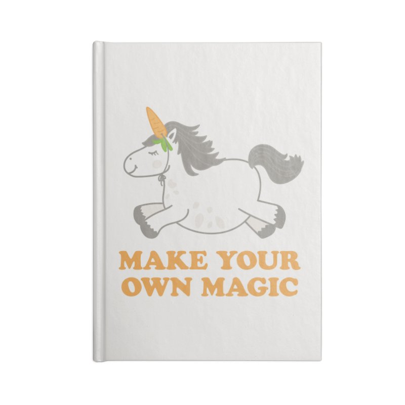 Make Your Own Magic Accessories Notebook by Calobee Doodles