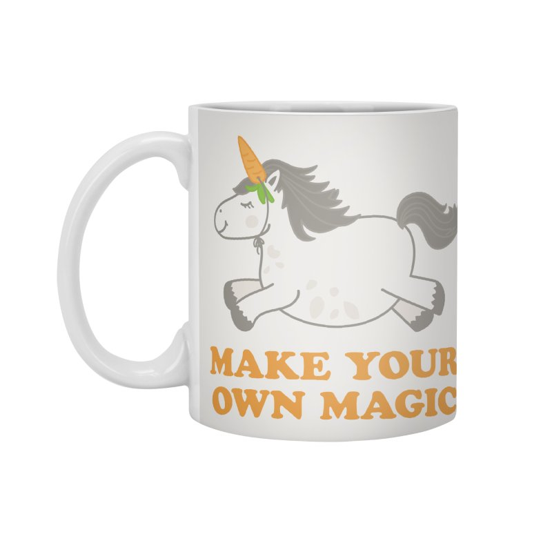 Make Your Own Magic Accessories Mug by Calobee Doodles
