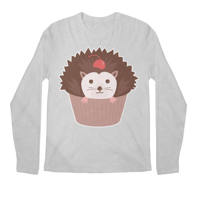 Hedgecake Men's Longsleeve T-Shirt by Calobee Doodles