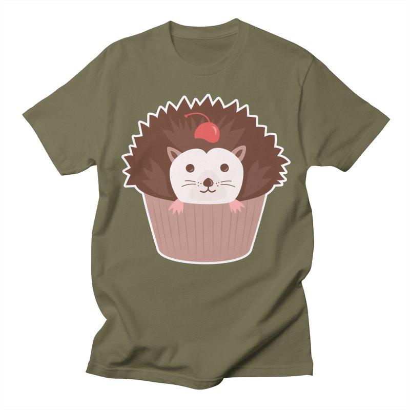 Hedgecake Women's Regular Unisex T-Shirt by Calobee Doodles