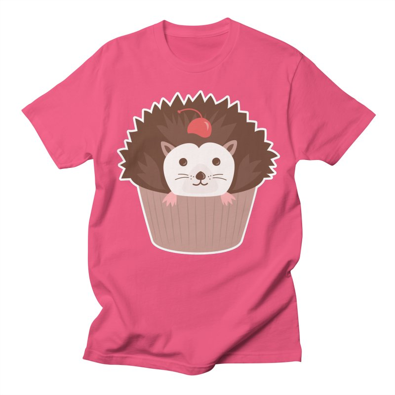 Hedgecake Women's Regular Unisex T-Shirt by Calobee Doodles