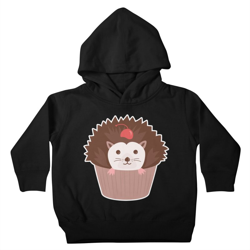 Hedgecake Kids Toddler Pullover Hoody by Calobee Doodles