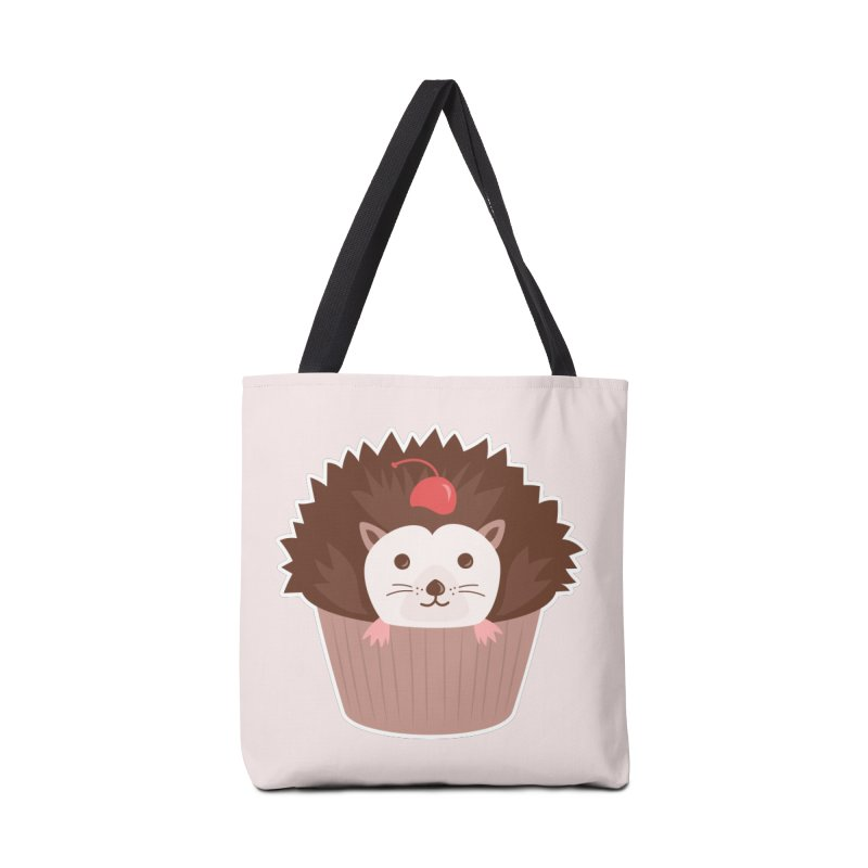 Hedgecake Accessories Bag by Calobee Doodles