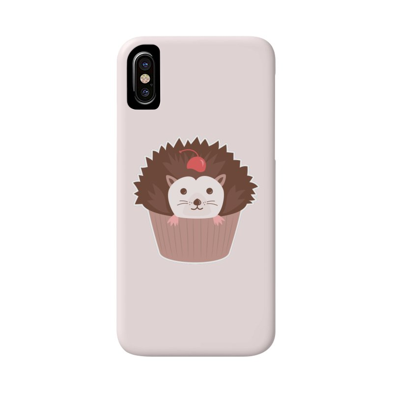 Hedgecake Accessories Phone Case by Calobee Doodles