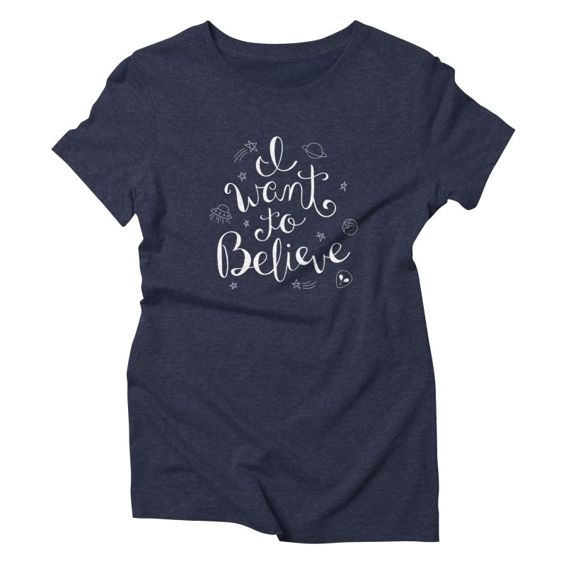 Women's None by Calobee Doodles