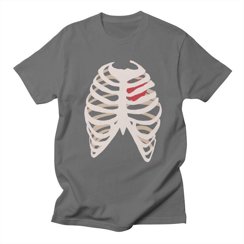 Caged heart Women's Regular Unisex T-Shirt by Hello Siyi