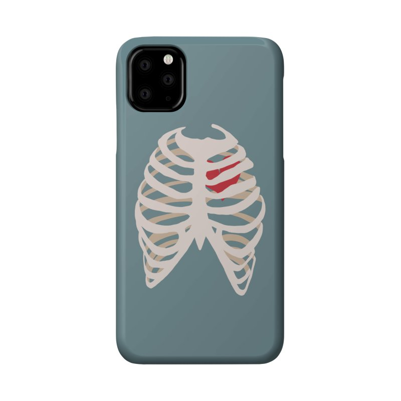 Caged heart Accessories Phone Case by Hello Siyi