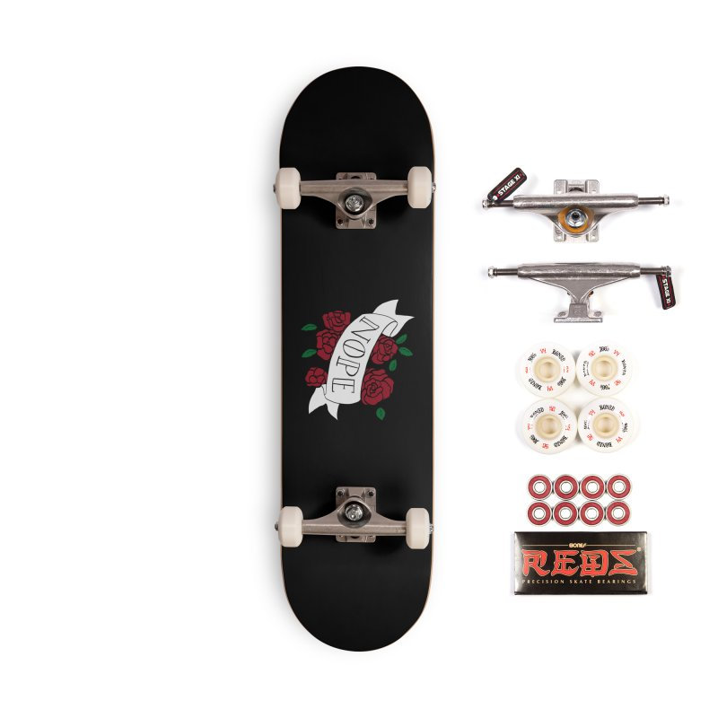 Nope Accessories Complete - Pro Skateboard by Hello Siyi