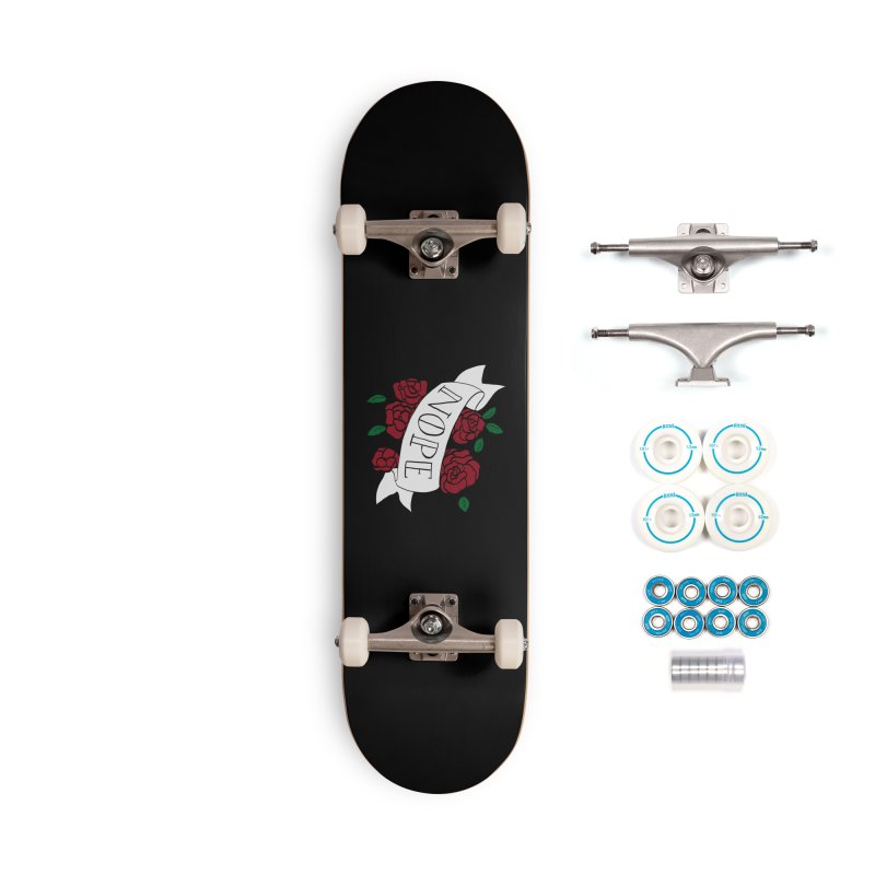 Nope Accessories Complete - Basic Skateboard by Hello Siyi