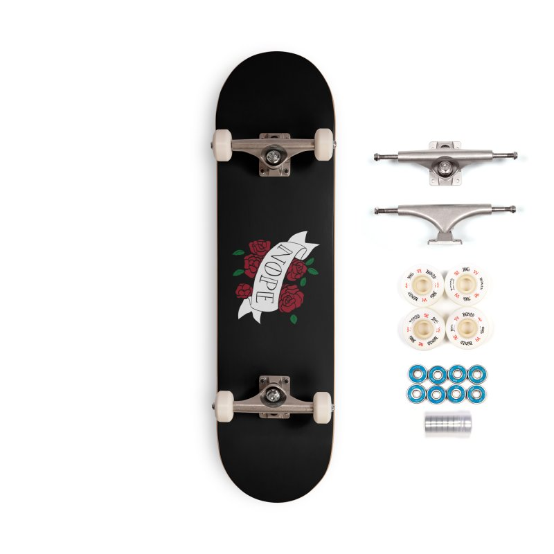 Nope Accessories Complete - Premium Skateboard by Hello Siyi