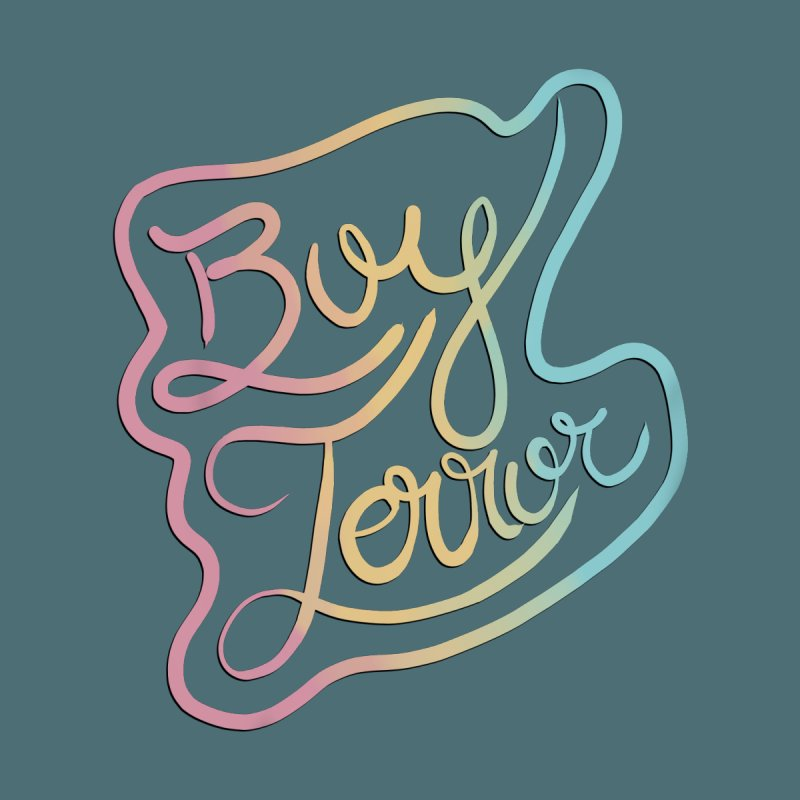 Boy Terror Men's T-Shirt by Hello Siyi