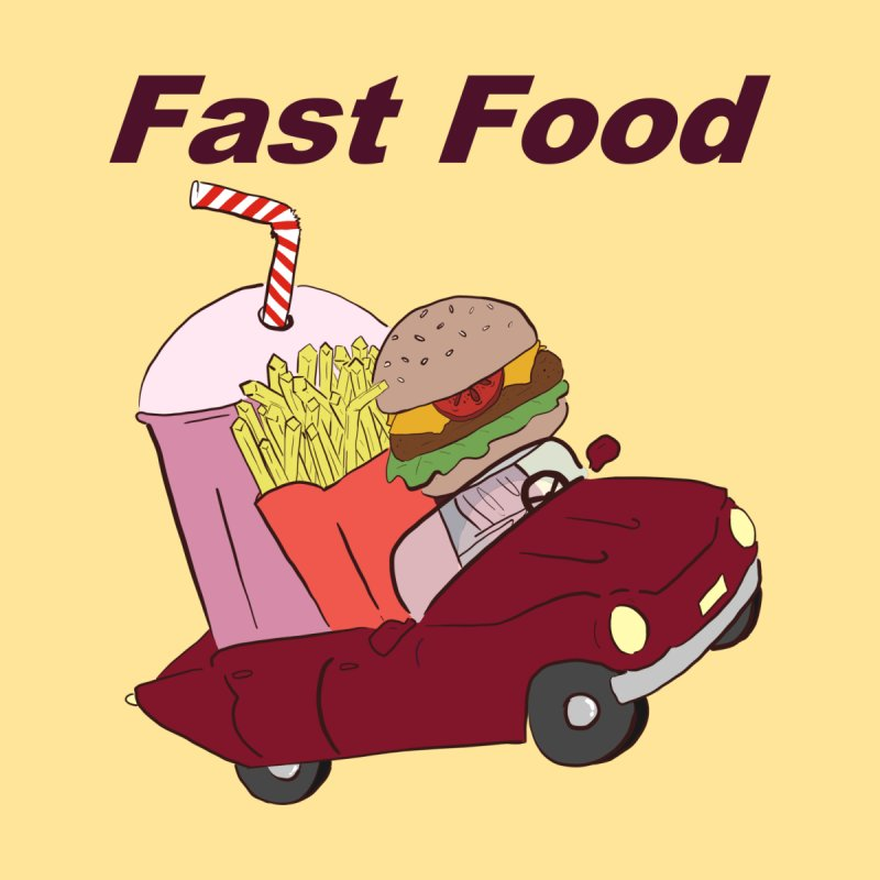 Fast Food by Hello Siyi