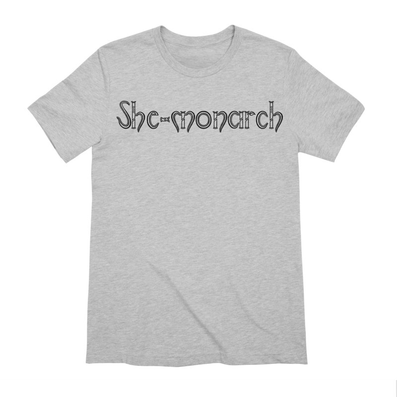 She-Monarch Men's Extra Soft T-Shirt by Hello Siyi