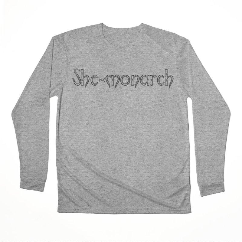 She-Monarch Men's Performance Longsleeve T-Shirt by Hello Siyi