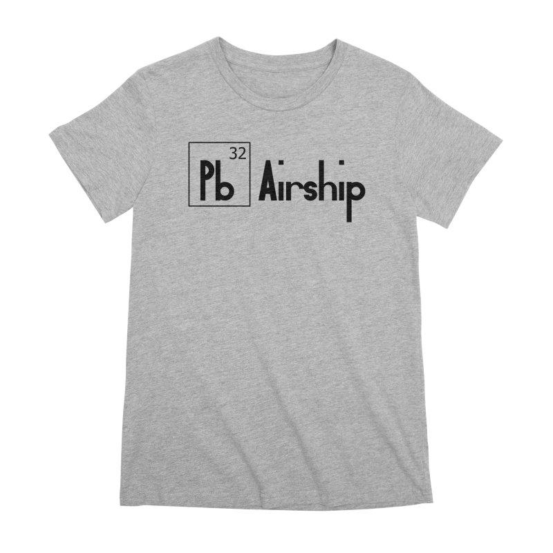 Pb Airship Women's Premium T-Shirt by Hello Siyi