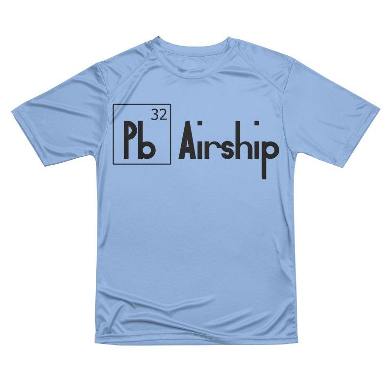 Pb Airship Women's Performance Unisex T-Shirt by Hello Siyi