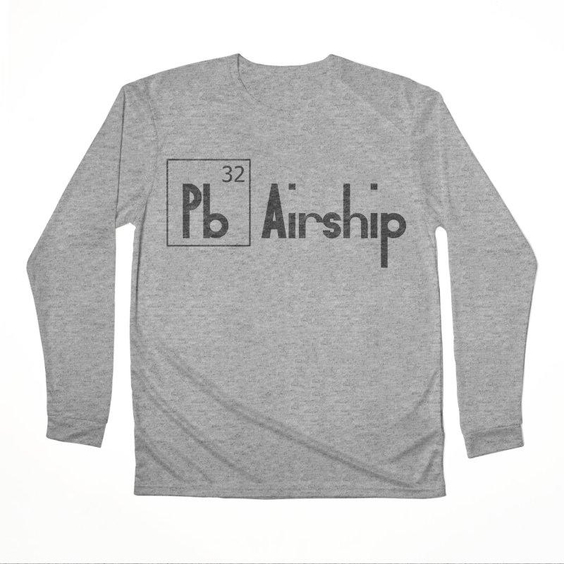 Pb Airship Men's Performance Longsleeve T-Shirt by Hello Siyi